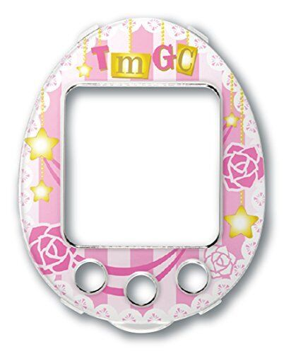 BANDAI TAMAGOTCHI 4U Cover Royal Pink Style NEW from Japan