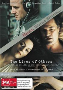 The-Lives-Of-Others-DVD-REGION-4-NEW-AND-SEALED-FREE-POST-WITHIN-AUSTRALIA