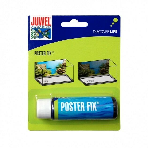Juwel Poster Fix Background Mounting Glue 86249 Adhesive Fish Tank Aquarium For Sale Online Ebay