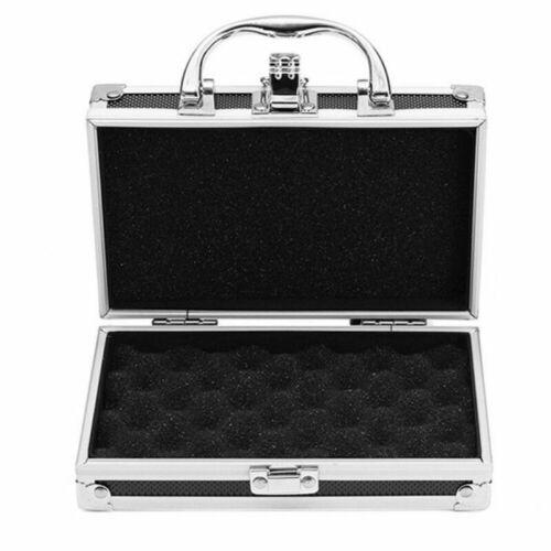 Aluminium Alloy Toolbox Tool Box Storage Portable Travel Luggage Organizer Case
