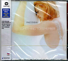 "MADONNA""SOMETHING TO REMEMBE""GOLD CD NIKITIN RUSSIA with OBI OUT OF PRINT SEALED"