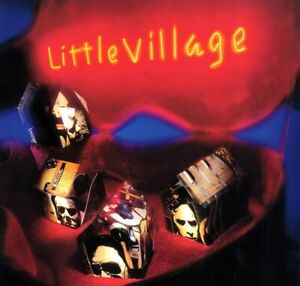 LITTLE-VILLAGE-LITTLE-VILLAGE-BLUE-VINYL-VINYL-LP-NEU