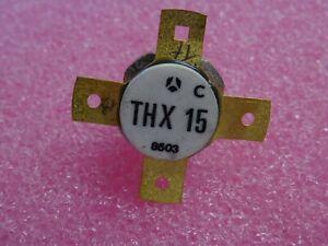 Transistor RF THX15 C - THX15C Thomson avec écrou