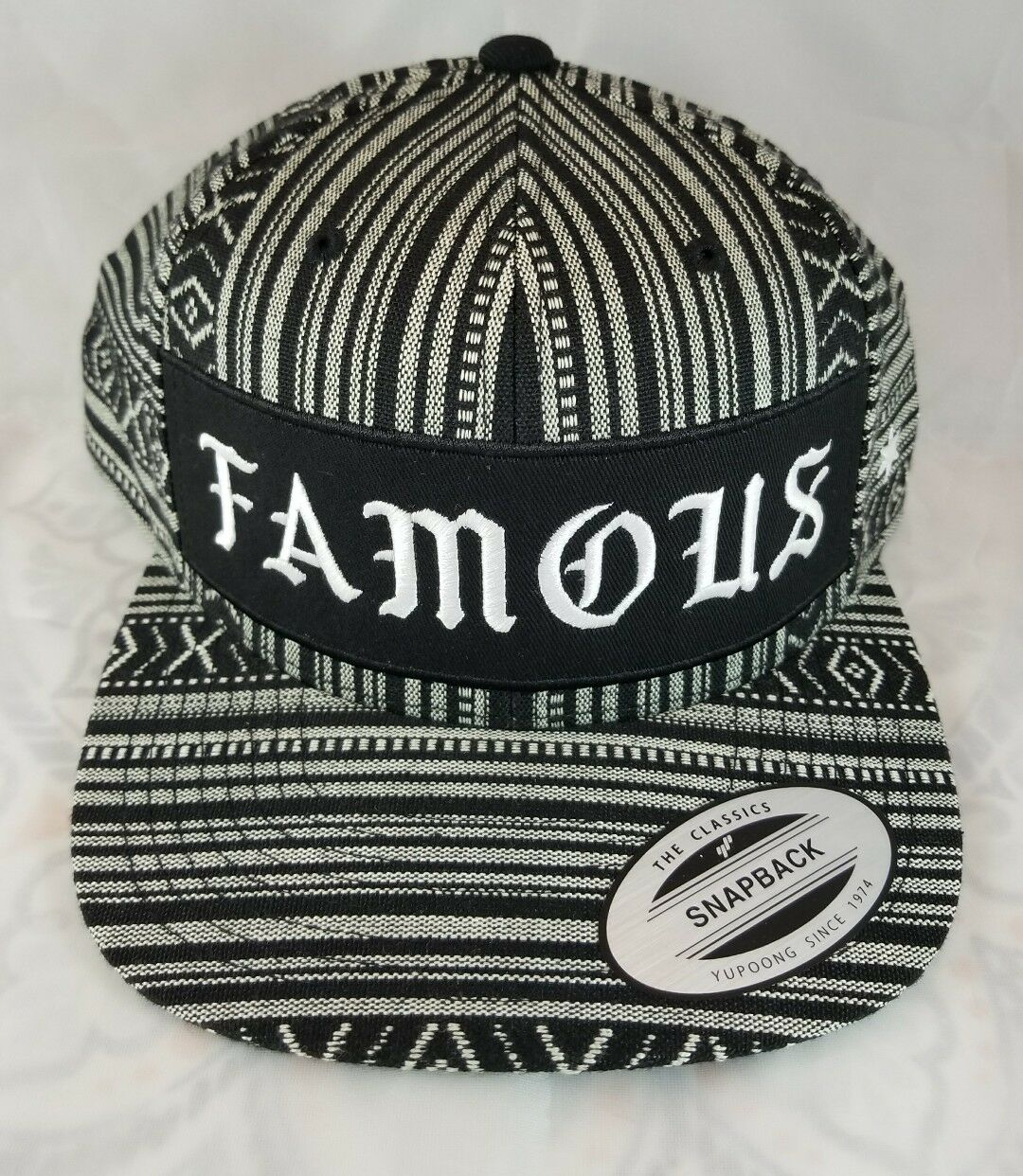 Famous stars stars Famous and straps adjustable hat 16c511