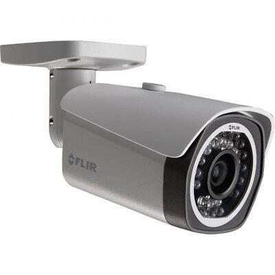 FLIR IP N233BE N233BEP 3.6mm 3MP HD IR IP66 PoE Network Bullet Security Camera