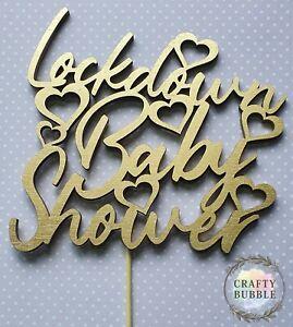 LOCKDOWN-BABY-SHOWER-WOODEN-CAKE-TOPPER-ANY-COLOUR