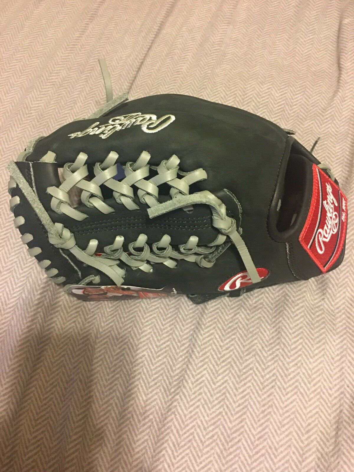 Rawlings Heart Of The Hide PRO204DC-4BG LH Throw