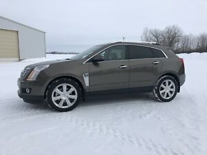 2014 Cadillac SRX with Performance Package