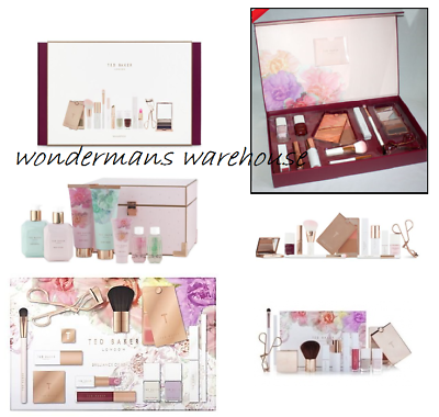 Faithful Ted Baker Gift Set treasure Trove/chest New Bath/bueaty & Make Up Sets