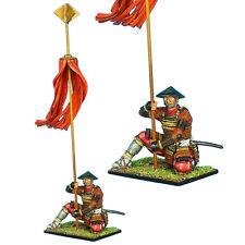 SAM033 Samurai Standard Bearer - Takeda Clan by First Legion