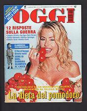 OGGI 15/1999 VALERIA MARINI JOSEPH SCHLEIFSTEIN 007 J. BOND CUCINOTTA BROSNAN
