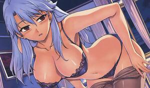 Anime body swap porn