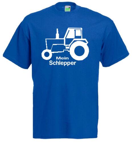 MEIN SCHLEPPER T-ShirtBulldog, Trecker, Traktorauch für Kinder      10-441