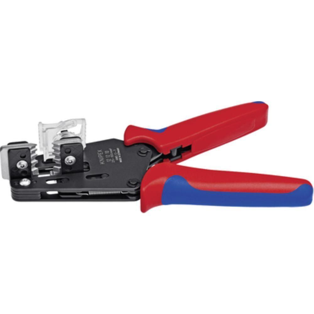 Knipex Universal-Abisolierzange 2,50-10,00 mm, Zweikomponenten-Griffe