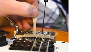 Understring Radius Gauges for all Guitars for Accurate Radius adjustment setup