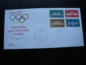 Germany-Rfa-Envelope-1er-Day-5-6-1970-cy86-Germany