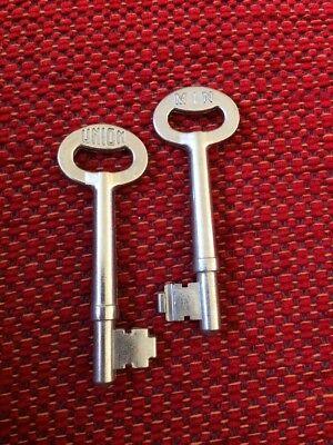 For Mortice Lock Union M25H Pre Cut Spare Mortice Key