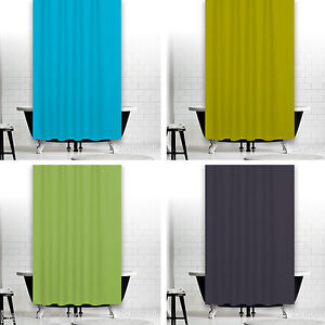 Image Is Loading Beautiful Fabric Shower Curtains Extra Long Or Wide