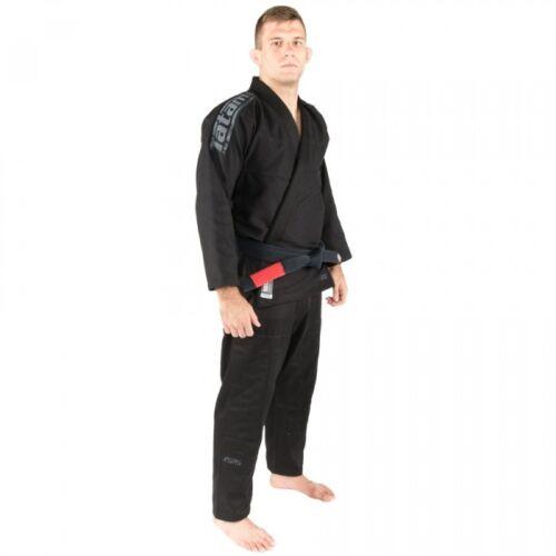 Tatami Comp Srs Léger 2.0 Bjj Gi Noir Jiu Jitsu Kimono Uniforme Nouveau