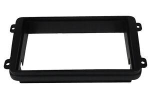 Facade-cadre-reducteur-adaptateur-autoradio-pour-VW-Golf-Plus-5-6-Jetta-Passat