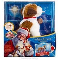 Elf On The Shelf Elf Pets®: A Saint Bernard Tradition Book & Plush