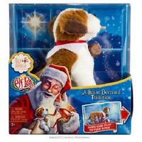 Elf On The Shelf Elf Pets®: A Saint Bernard Tradition Book & Plush