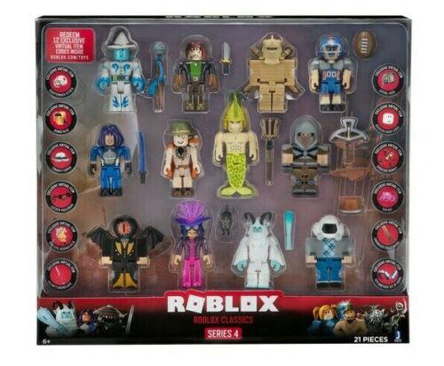 Roblox Classic Series 4 pre ordine