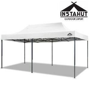 3x6m-Gazebo-Outdoor-Pop-Up-Tent-Folding-Marquee-Party-Wedding-Camping-Canopy