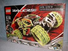 RC Outdoor Challenger Racers Lego 8675 14 mph Batteries Charger New Sealed 2006