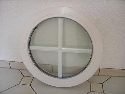 VEKA Rundfenster Festverglasung  50cm