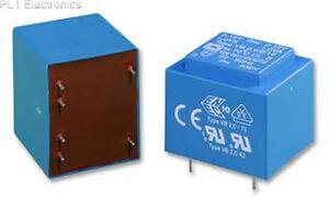 BLOCK-AVB3-2-2-12-Transformator-3-2VA-2-X-12V