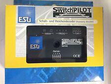 +++ ESU 51822 SwitchPilot Servo V2.0 DCC/MM,Railcom  früher 51802