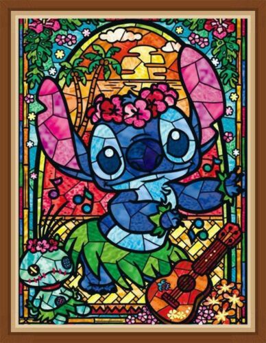 Colorful Girl Full Drill DIY 5D Diamond Painting Embroidery Cross Stitch Kit Art