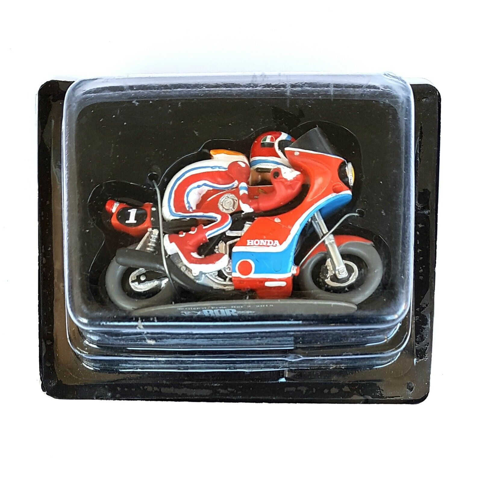 FIGURINE COLLECTION JOE BAR TEAM SERIE SERIE SERIE 2 N°38 CHRIS LEON FOREVER HONDA 1000 RCB 4c84ec
