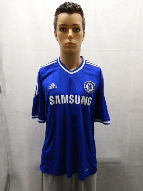 CHELSEA FC 201213 or 201314 HOME 3XL,2XL,XL LONG & SHORT