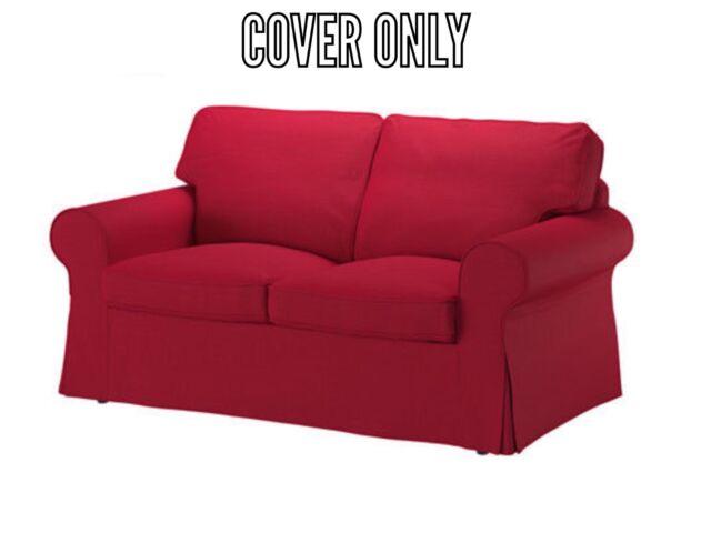 Magnificent Ikea Ektorp Loveseat 2 Seat Sofa Slipcover Cover Nordvalla Inzonedesignstudio Interior Chair Design Inzonedesignstudiocom