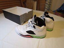 Nike Air Jordan 5 Retro V Pro Stars Space Jam Poison Infrared 136027 115  Size 11