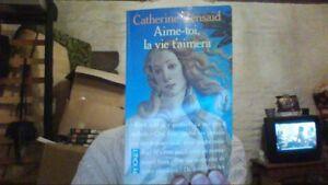 Aime-toi-la-vie-t-039-aimera-de-Catherine-Bensaid-Livre-d-039-occasion