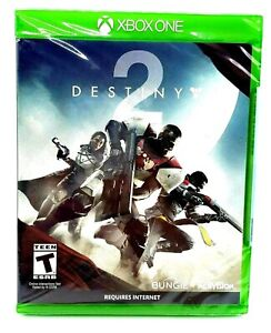 XBOX ONE XB1 DESTINY 2 Video Game Brand New Factory Sealed