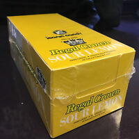 Regal Crown Sour Lemon Is Back 24ct Full Case Hard Candy Rolls Free Shipping