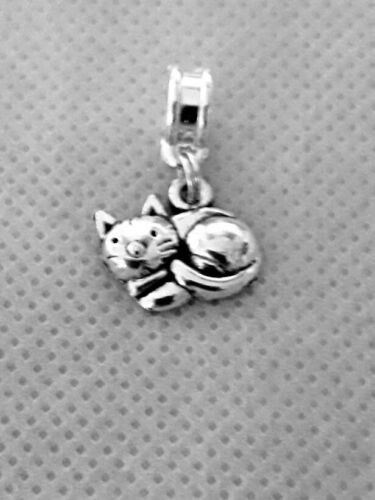 Snake Chain INDIVIDUAL DANGLE CHARMS Animals Dog Person Cat Person Puppy Kitty