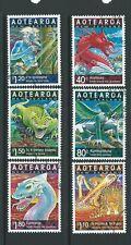 NUOVA Zelanda 2000 SPIRITI E GUARDIANI Anno del Drago Fine USATO