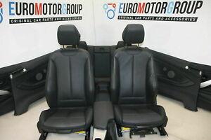 BMW-F32-Interni-IN-Pelle-Sport-Sedili-pelle-Sedili-Dakota-Nero