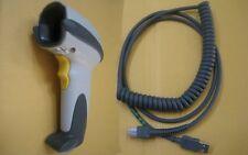 LOT of 4 Motorola//Symbol DS6707-SR2007ZZR 1D//2D USB Handheld POS Barcode Scanner