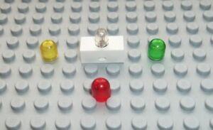 Lego-9-V-4767-Lumiere-1x2-Electric-City-Police-Pompiers-9-V-Light-amp-Sound