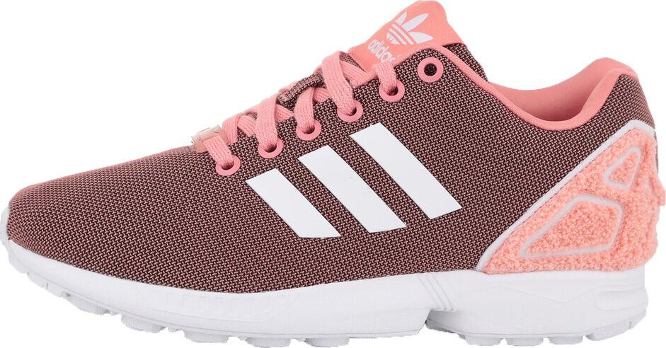 Taille UK 4.5 - Adidas Originals ZX Flux W Torsion Baskets-rustique-