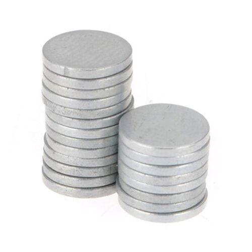 20 pcs//set 8*1mm Round Shaped Super Strong Permanent Rare-Earth Neodymium Magnet