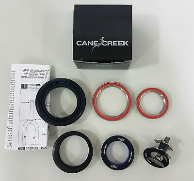 Cane Creek Slamset headset IS41//28.6|IS52//40 Pink Tapered