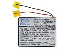 3.7 V Batteria per Modecom MX3 Li-Polymer NUOVO