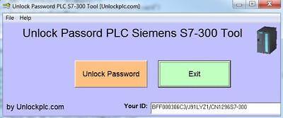 Unlock PLC CRACK PASSWORD ALL PLC HMI V3.0
